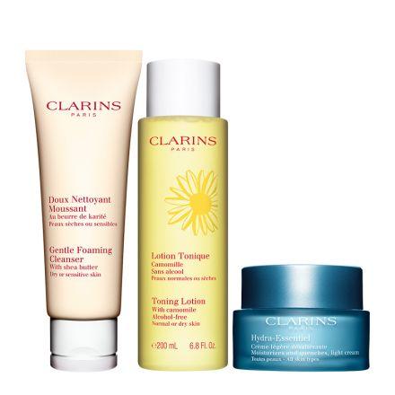 基础护肤三件套装 温和/平衡/舒缓
