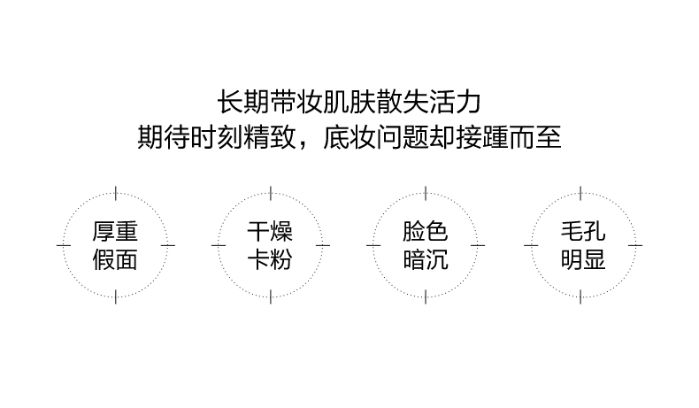长期带状肌肤伞失活力
