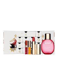 「圣诞玩趣世界礼盒」定妆喷雾+唇膏+染唇液唇油mini套装