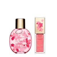 樱花限定款 定妆喷雾+植萃凝亮护唇油